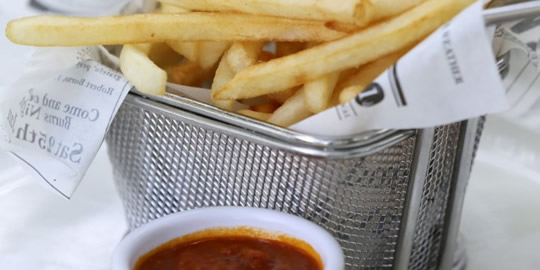 MUST-CHUP with chips