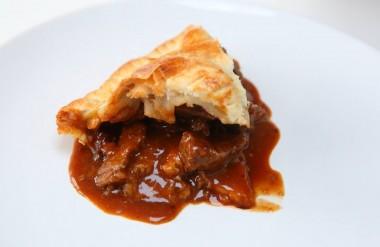 Steak pie image