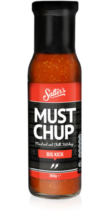 MUST-CHUP Big Kick
