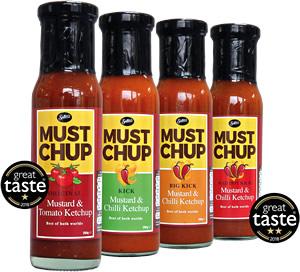Must Chup bottle group